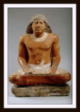 The Scribe In Ancient Egypt