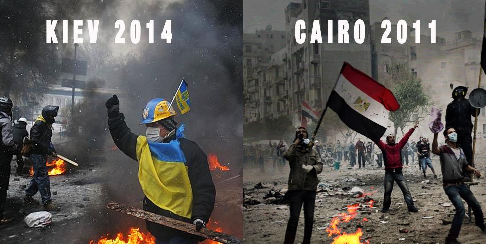 Kiev, Cairo