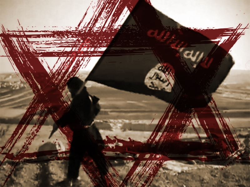 "(FILES) - A file image grab taken from a video uploaded on YouTube on August 23, 2013 allegedly shows a member of Ussud Al-Anbar (Anbar Lions), a Jihadist group affiliated to the Islamic State of Iraq and the Levant (ISIL), Al-Qaeda's front group in Iraq, holding up the trademark black and white Islamist flag at an undisclosed location in Iraq's Anbar province. ISIL gunmen seized Iraq's second-largest city on June 10, 2014 as troops threw away their uniforms and abandoned their posts, officials said, in another blow to the Iraqi authorities, who appear incapable of stopping militant advances. Arabic writing on the flag reads: ""There is not God but God and Mohammed is the prophet of God."" AFP PHOTO / YOUTUBE == RESTRICTED TO EDITORIAL USE - MANDATORY CREDIT ""AFP PHOTO / YOUTUBE "" - NO MARKETING NO ADVERTISING CAMPAIGNS - DISTRIBUTED AS A SERVICE TO CLIENTS FROM FROM ALTERNATIVE SOURCES, THEREFORE AFP IS NOT RESPONSIBLE FOR ANY DIGITAL ALTERATIONS TO THE PICTURE'S EDITORIAL CONTENT, DATE AND LOCATION WHICH CANNOT BE INDEPENDENTLY VERIFIED ===="